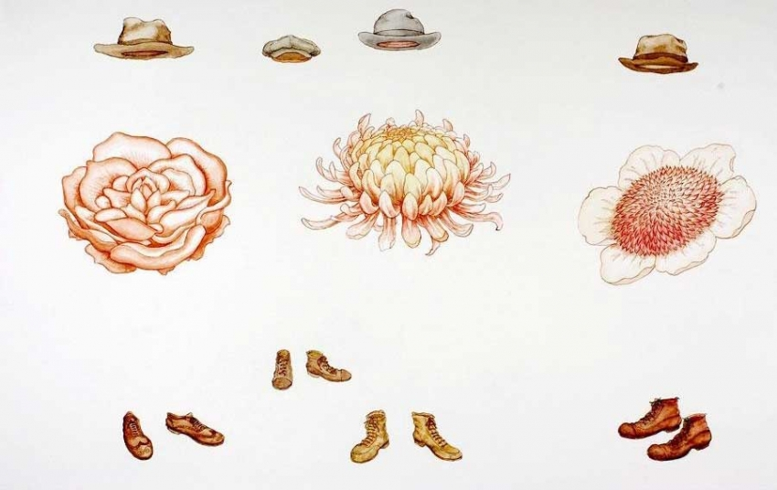 "Paul Morstad, ""Odor of the Chrysanthesmus"" (2012)"